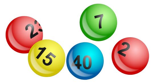Gallen Lotto Numbers Image | Ferbane Tidy Towns
