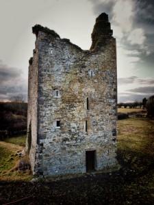 Coole castle