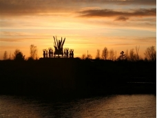 Lough Boora Sculpture and Wildllife Park
