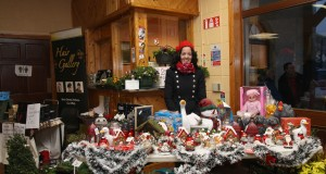 Pictures from Ferbane Tidy Town Christmas Market.
