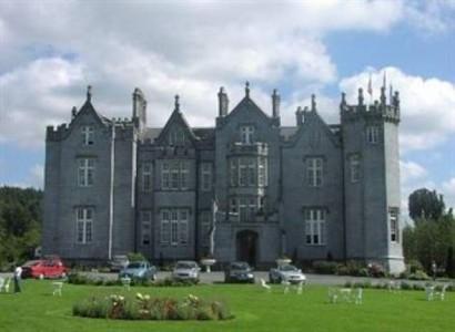 kinnitty castle