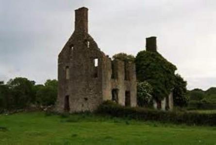 Judges ruins Ballysheil