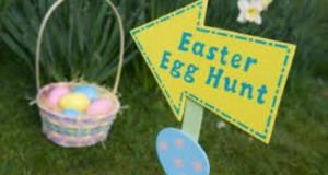 LOUGH BOORA BUNNY EGG HUNT AND Easter Egg-stravaganza