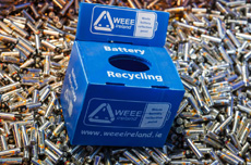 WEEE Waste Batteries Collection
