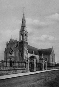 St Mary's Church Ferbane 1910