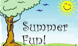 Childrens summer clubs/events in Ferbane and local areas.