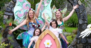 BNM Attempt World Record as Fairies Descend on Lough Boora Discovery Park