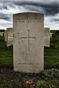 An Irish Soldier of the great war