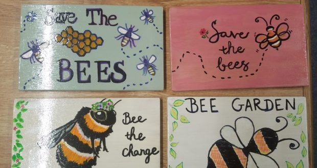 Save the Bees .