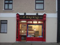 P Browne Butchers